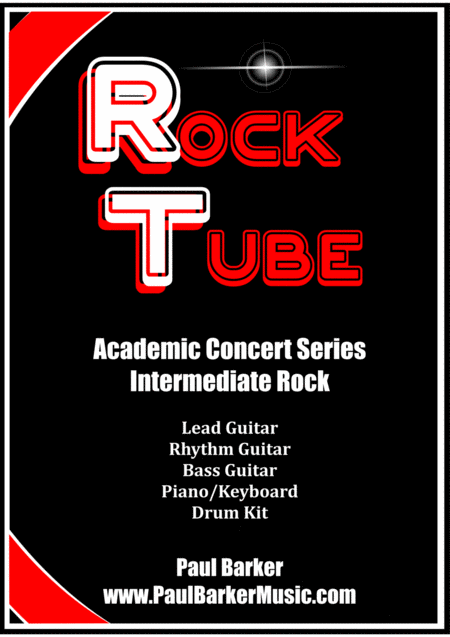 Rock-Tube (Rock Band Edition Score & Parts)
