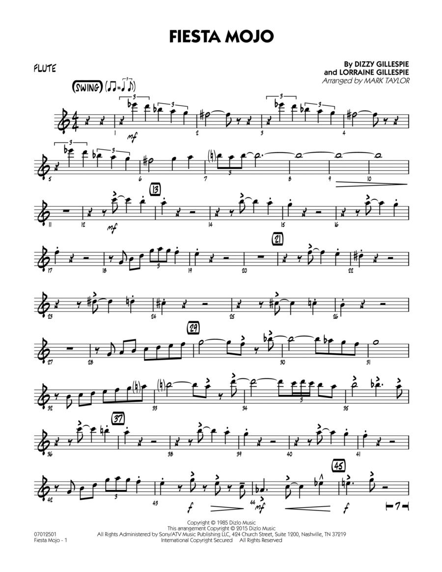 Fiesta Mojo - Flute