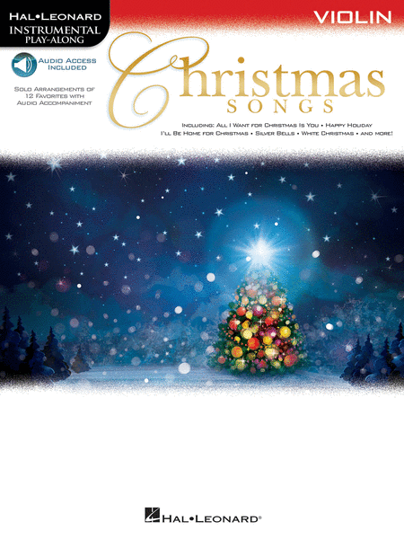 Christmas Songs for Violin