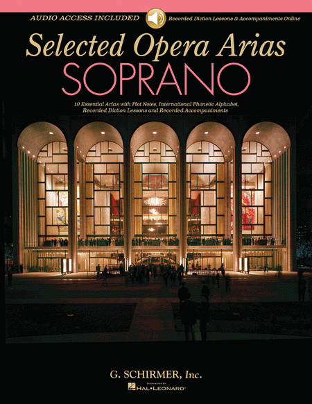 Selected Opera Arias