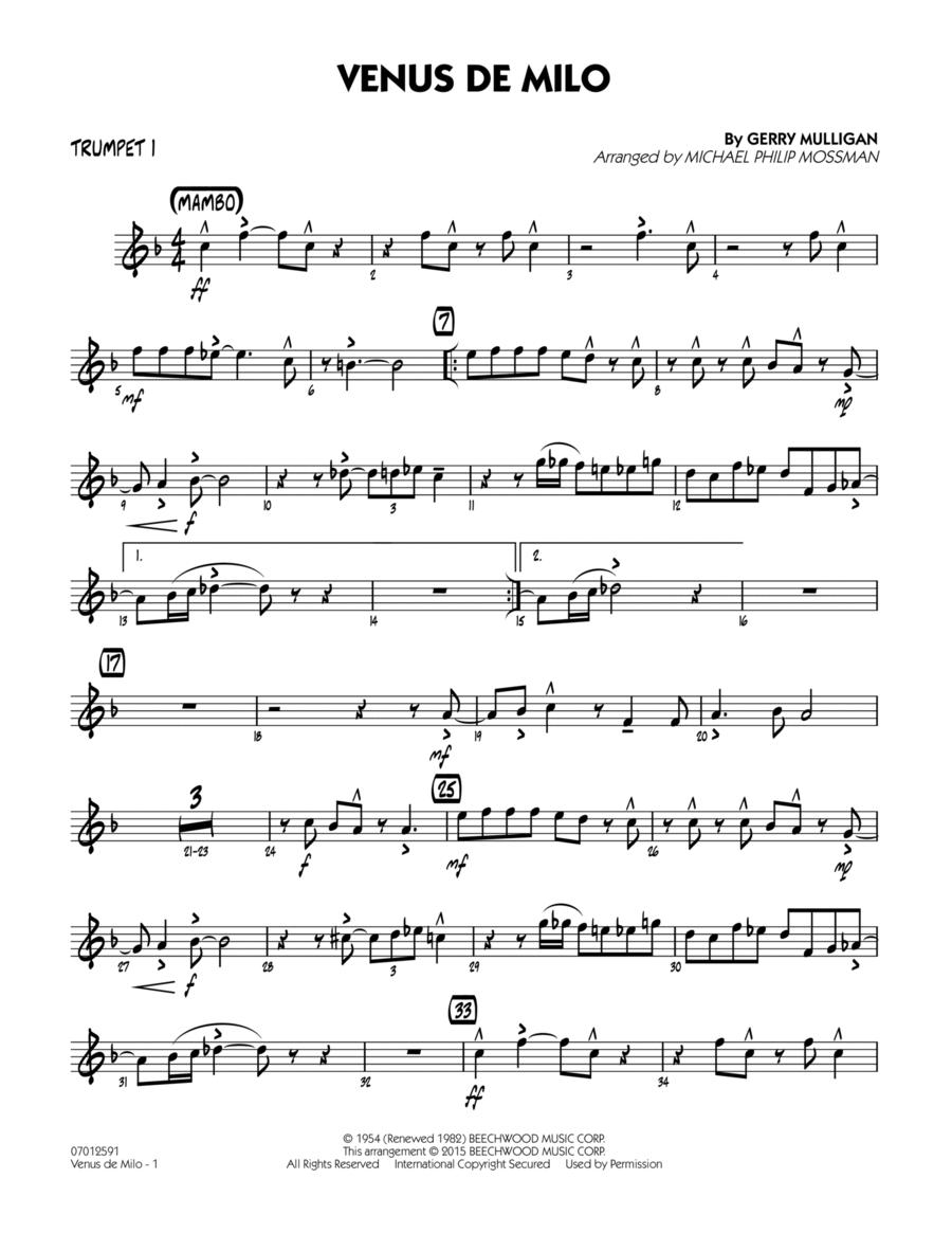 Venus de Milo - Trumpet 1