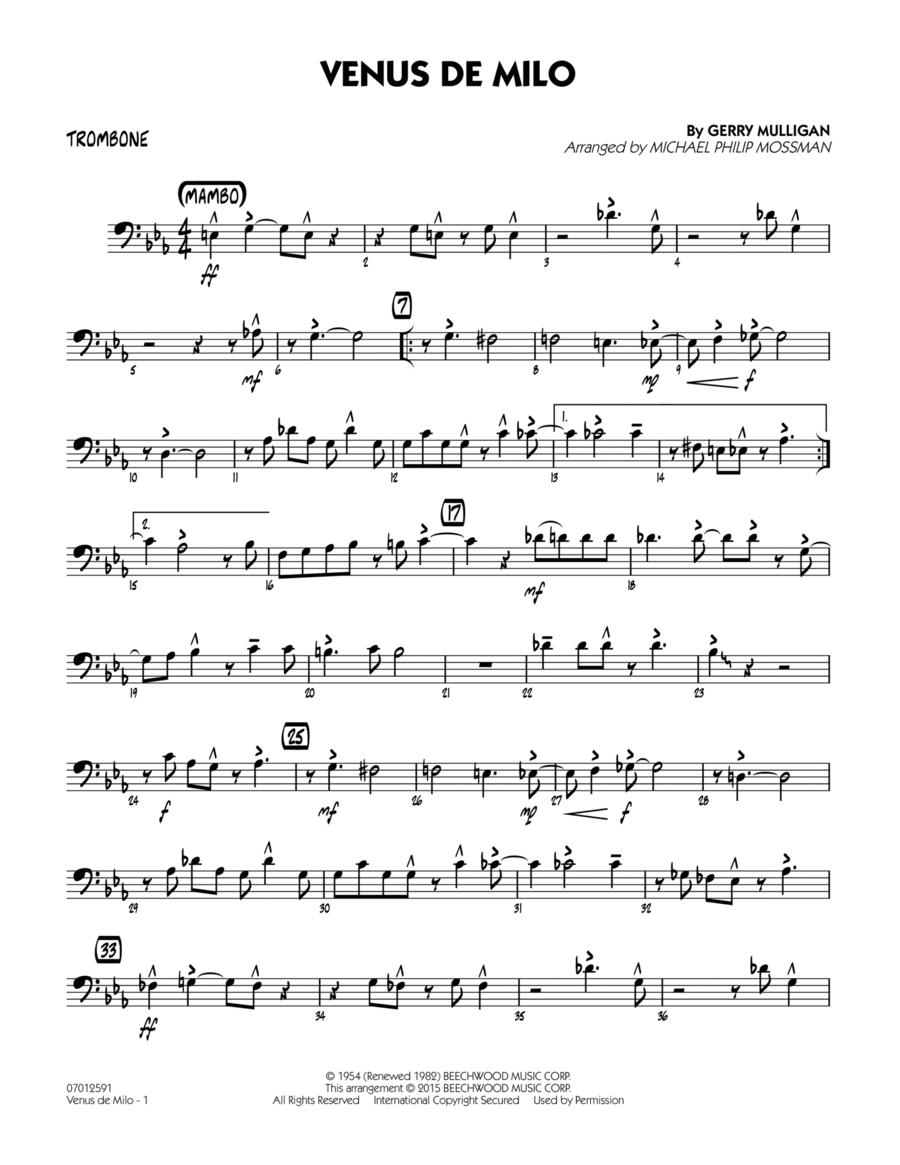 Venus de Milo - Trombone