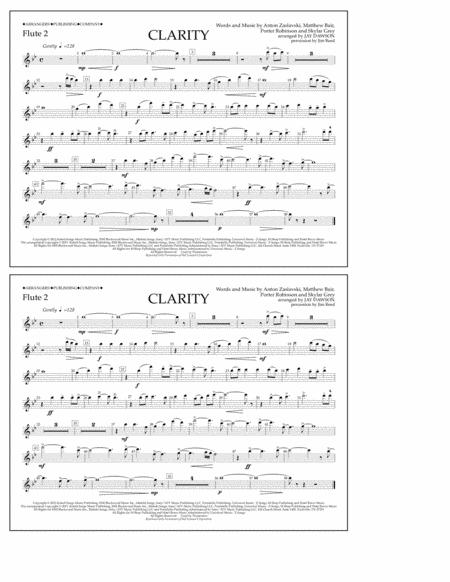 Clarity - Flute 2