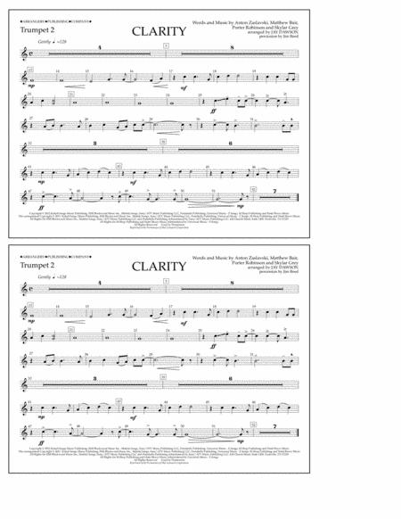 Clarity - Trumpet 2