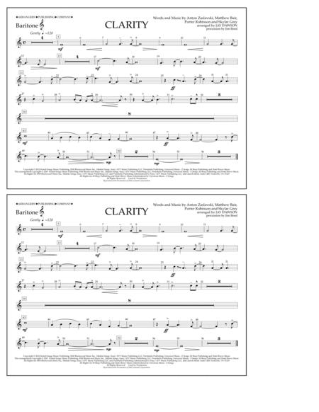Clarity - Baritone T.C.
