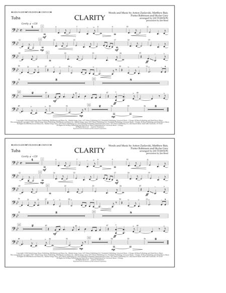 Clarity - Tuba