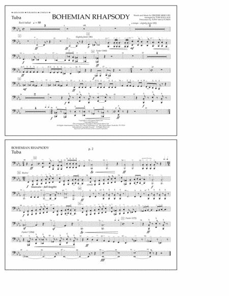 Bohemian Rhapsody - Tuba