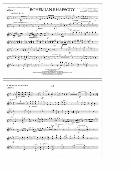 Bohemian Rhapsody - Vibes 1