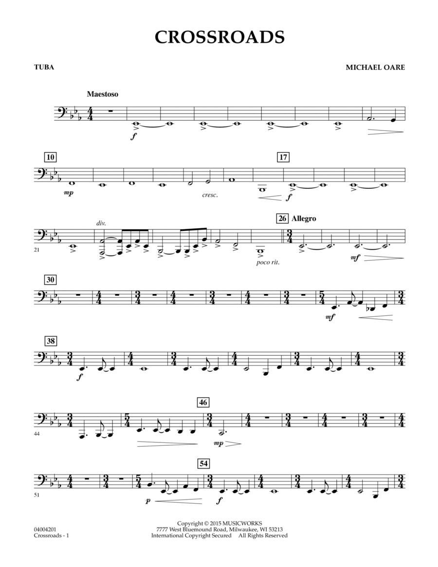 Crossroads - Tuba