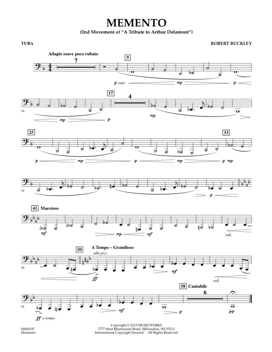 Memento - Tuba