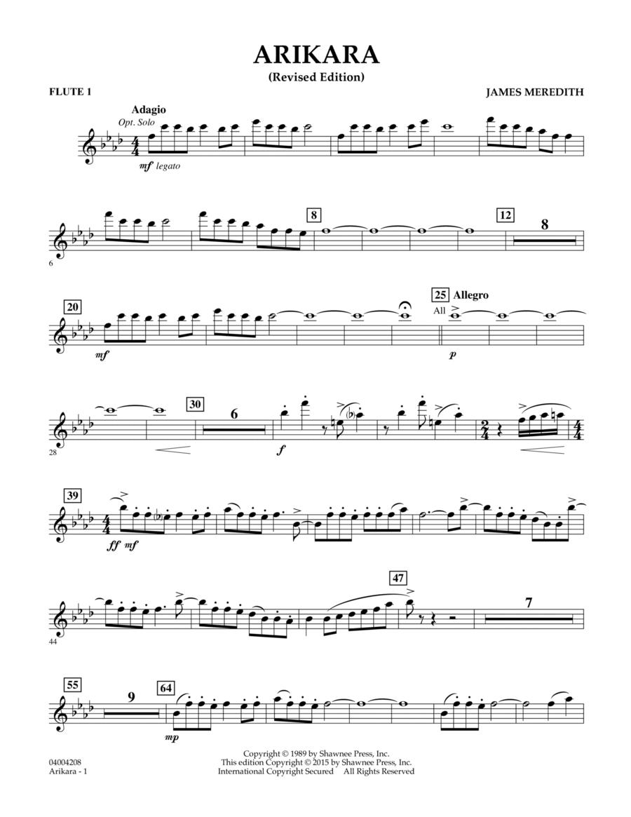Arikara - Flute 1