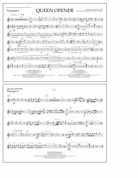 Queen Opener - Trumpet 1
