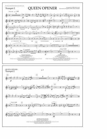 Queen Opener - Trumpet 2