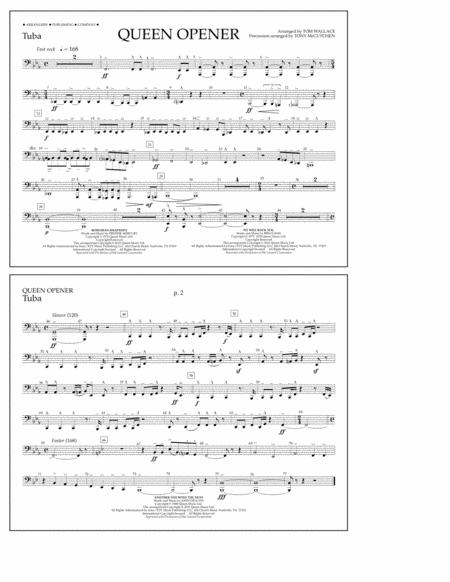 Queen Opener - Tuba