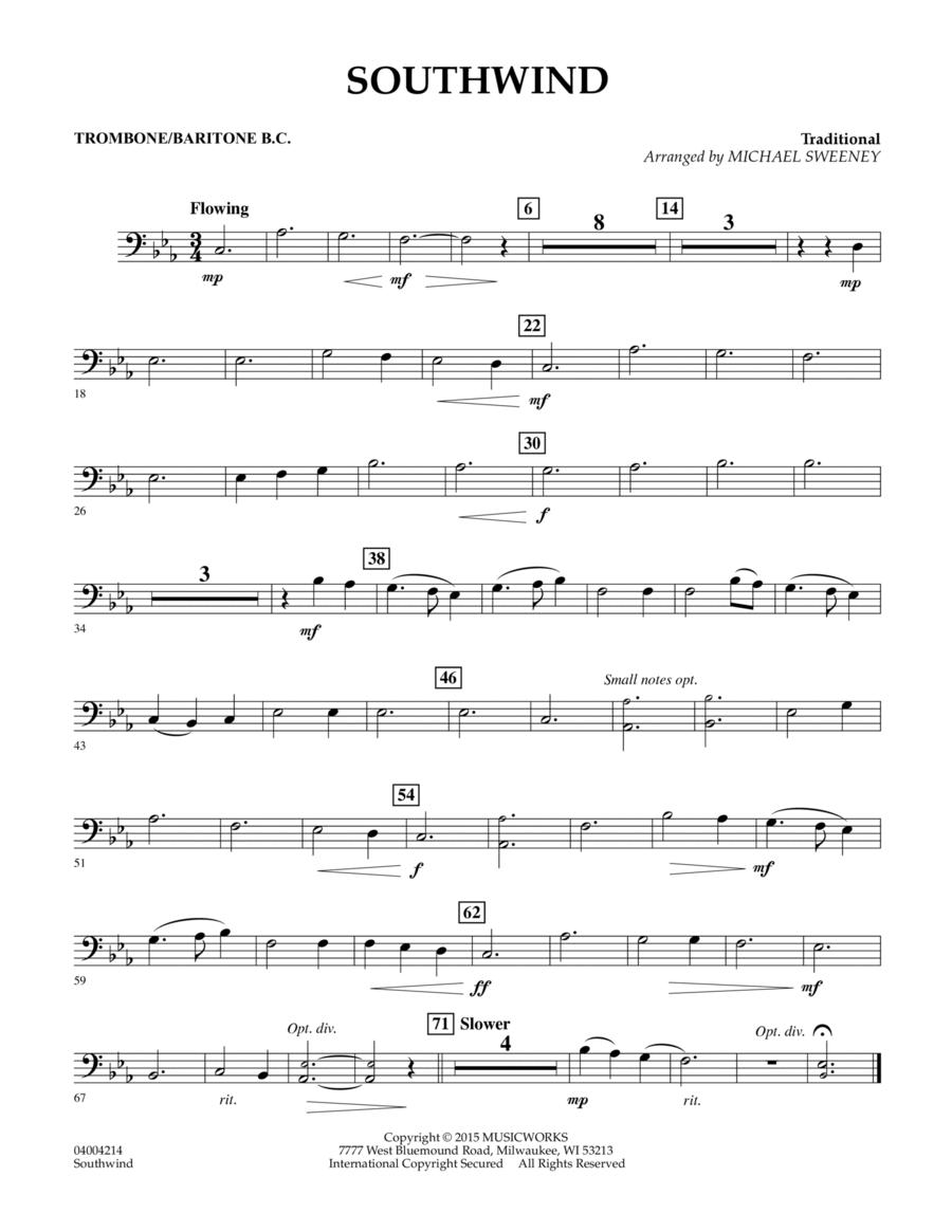 Southwind - Trombone/Baritone B.C.