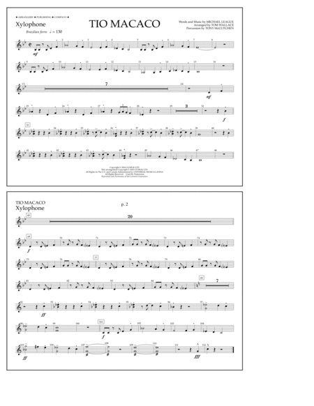 Tio Macaco - Xylophone