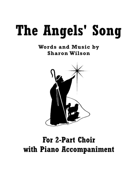 The Angels' Song (2-Part Choir, B-flat Major)