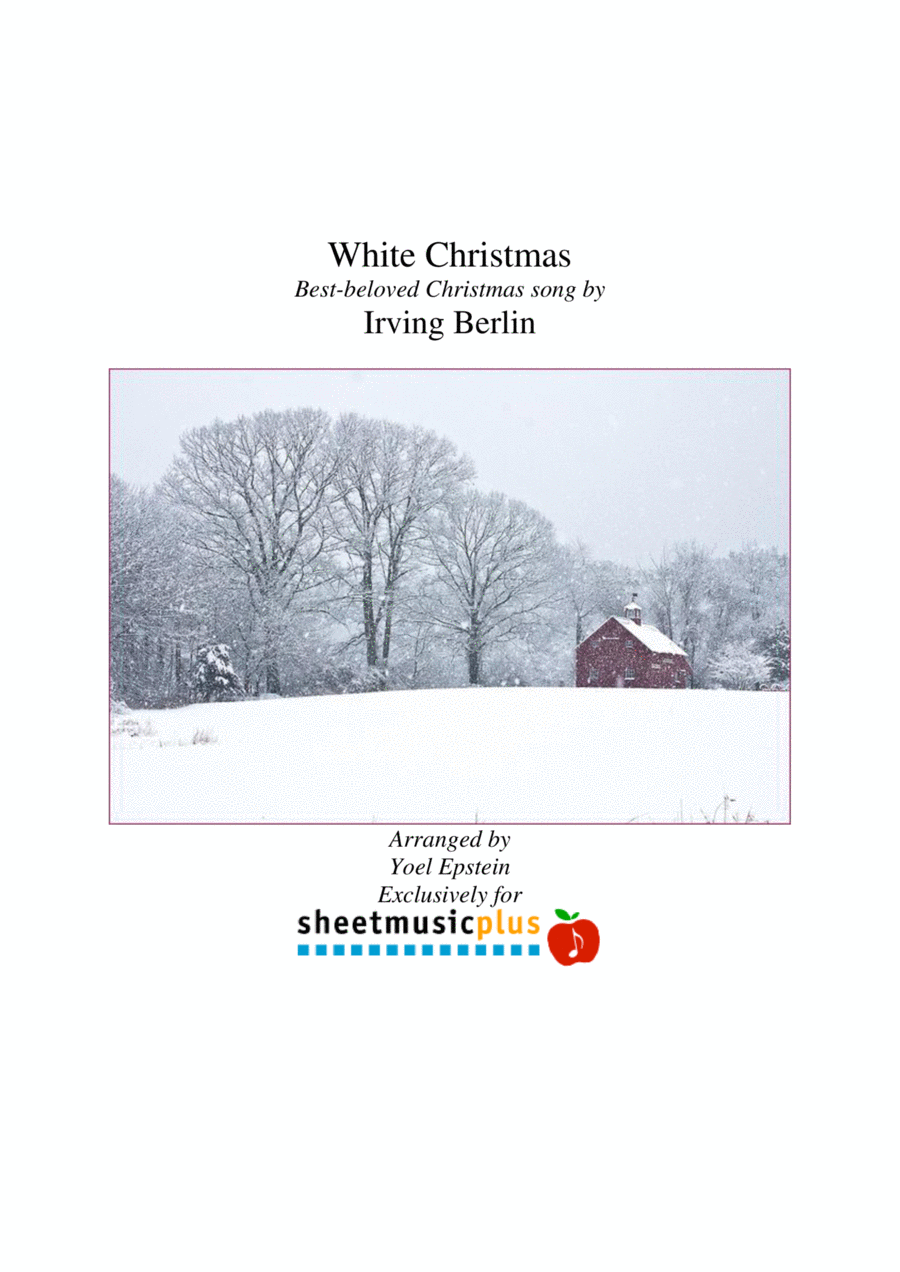 White Christmas for String Quartet