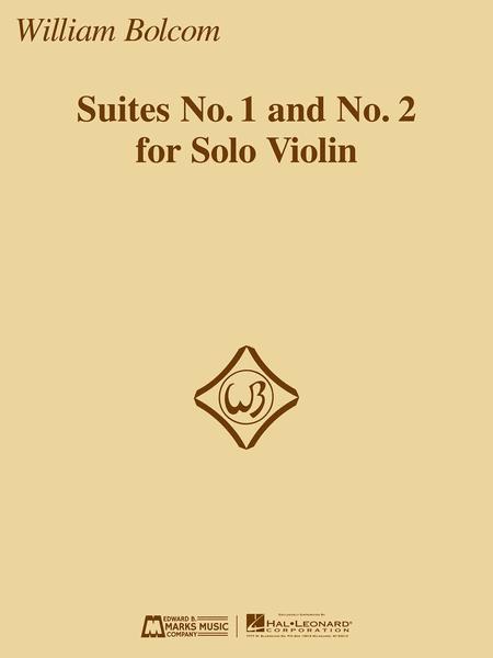 Suites No. 1 and No. 2