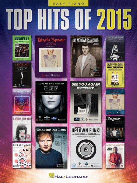 Top Hits of 2015
