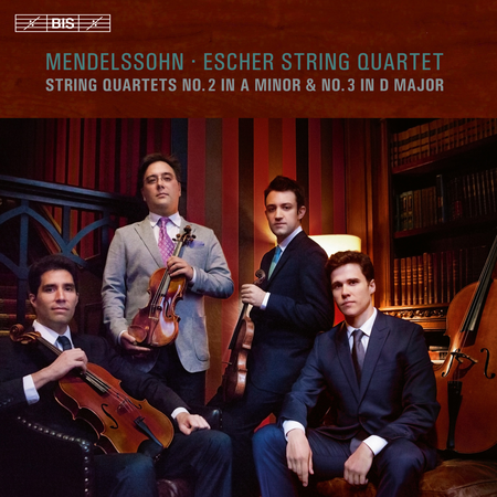 Mendelssohn: String Quartets, Nos. 2 & 3