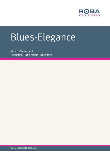 Blues-Elegance