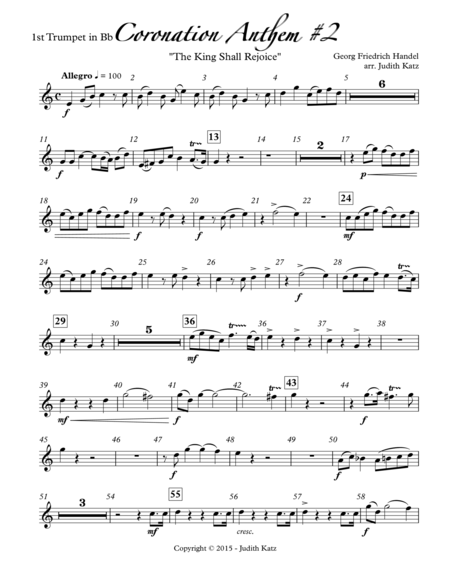 Coronation Anthem #2 -