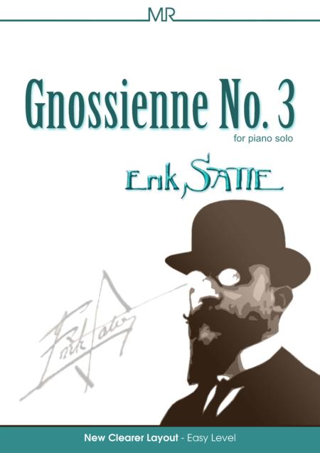 Gnossienne No 3