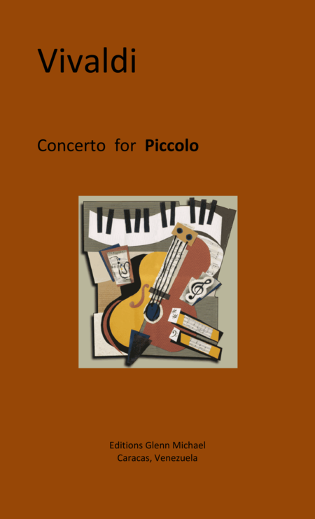 Vivaldi, Concerto for piccolo & strings