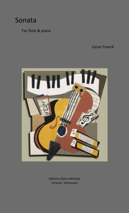 Franck, Sonata for flulte & piano