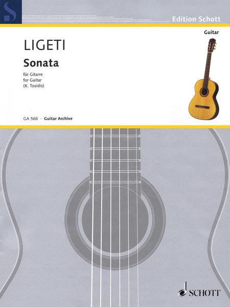 Sonata for Guitar