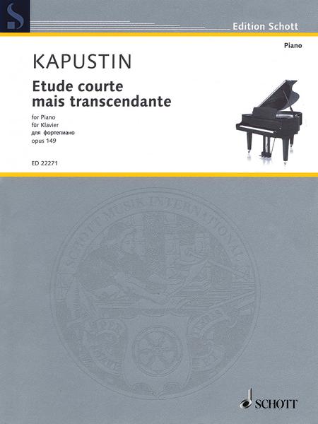Etude courte mais transcendante, Op. 149