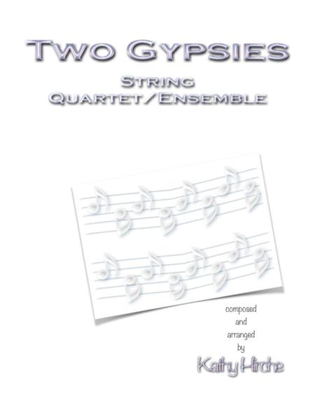 Two Gypsies - String Quartet/Ensemble