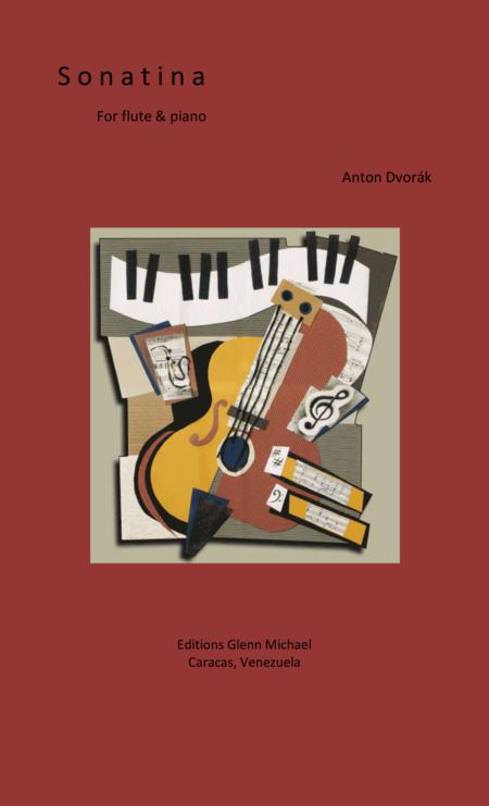 Dvorak Sonatina for flute & piano