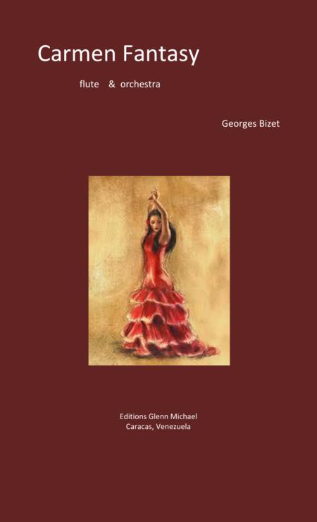 Bizet Carmen Fantasy for Flute