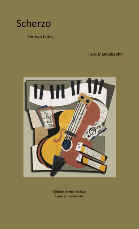 Mendelssohn Scherzo for two flutes