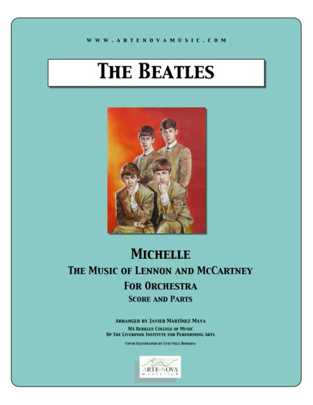 Michelle - The Beatles for Orchestra