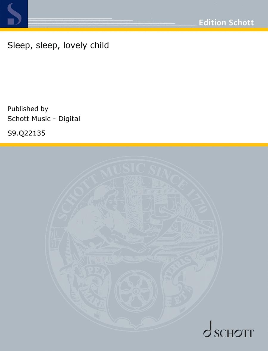 Dormi, dormi, bel bambin