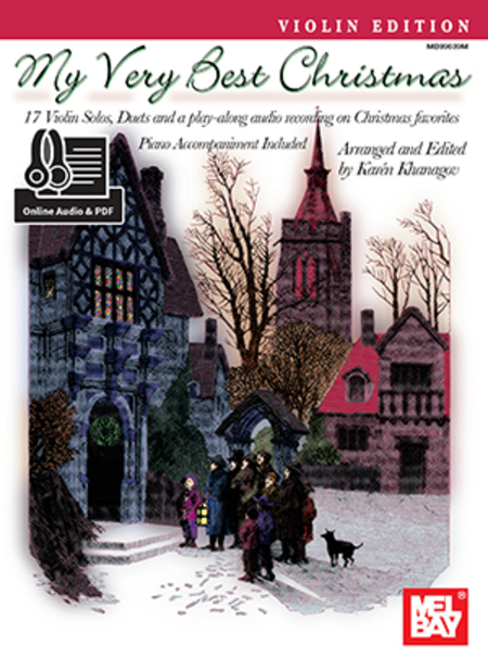 My Very Best Christmas, Violin Edition