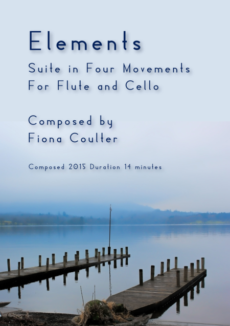 Elements: Suite for Flute and Cello