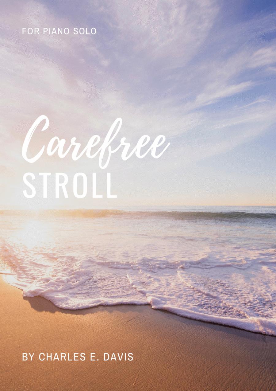 Carefree Stroll - Piano Solo