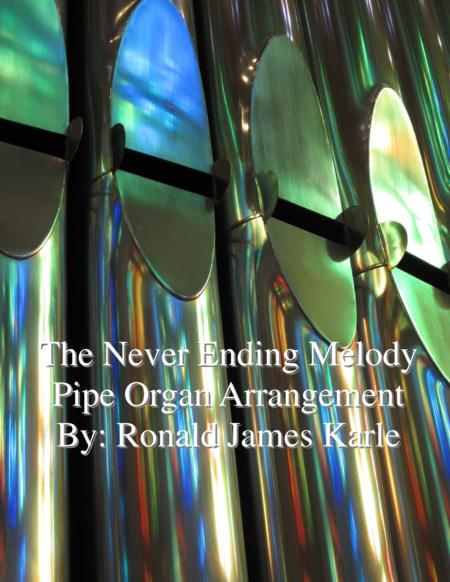The Never Ending Melody Organ Arrangement