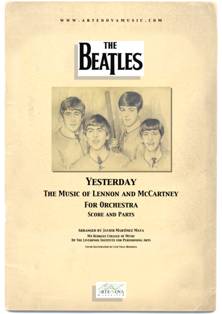 Yesterday - The Beatles for Orchestra