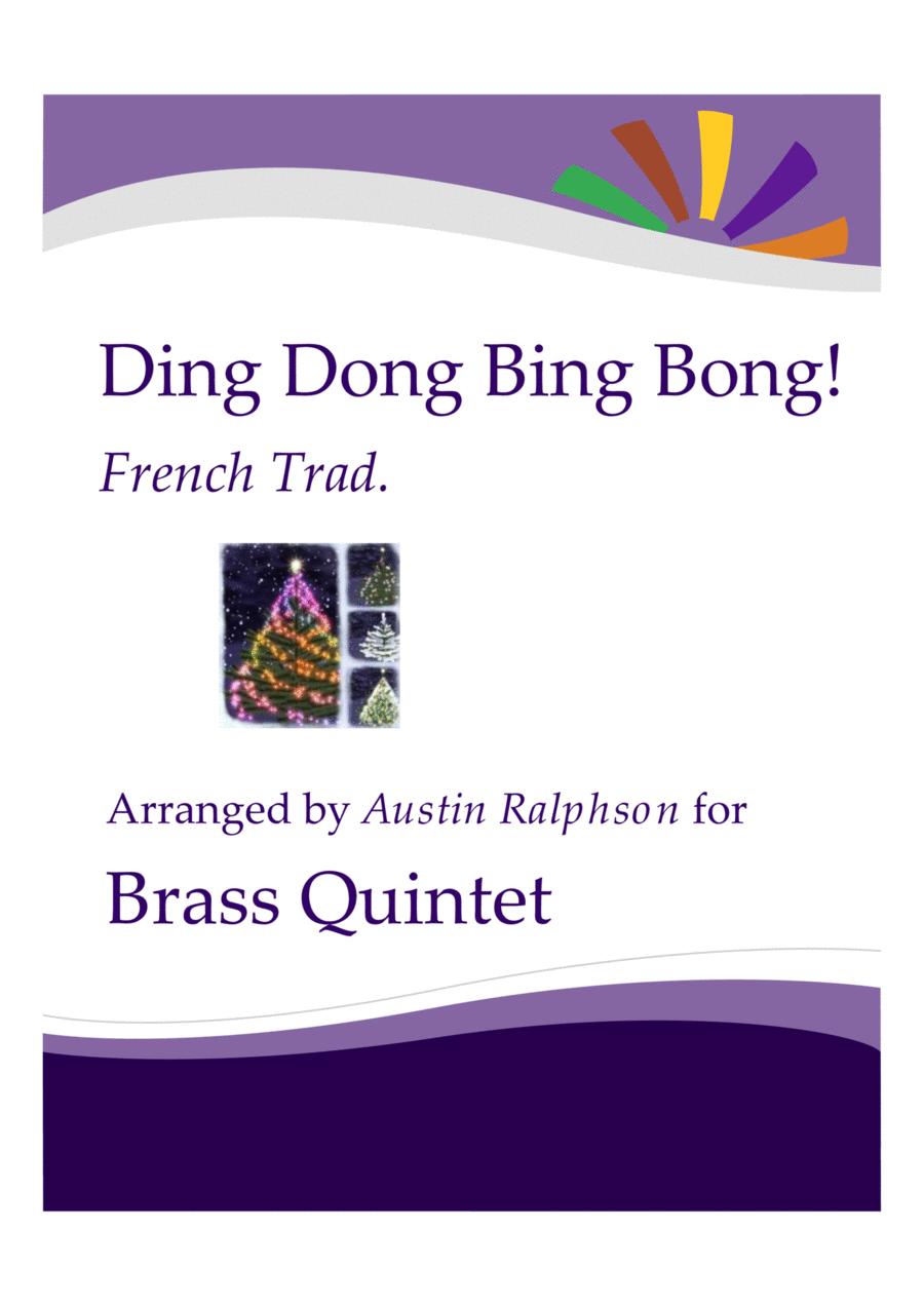 Ding Dong, Bing Bong! - brass quintet
