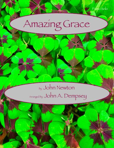 Amazing Grace (Celtic Piano Solo)