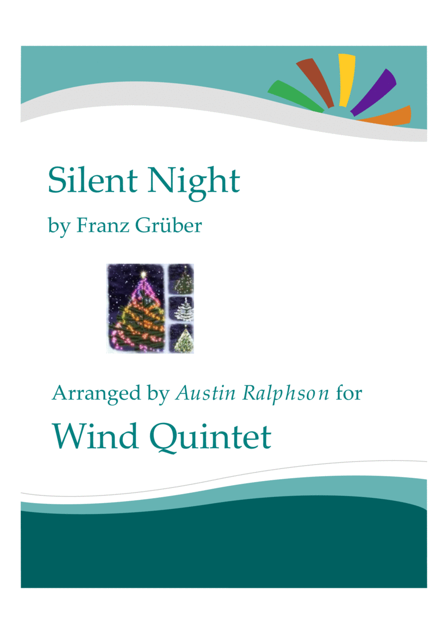 Silent Night - wind quintet