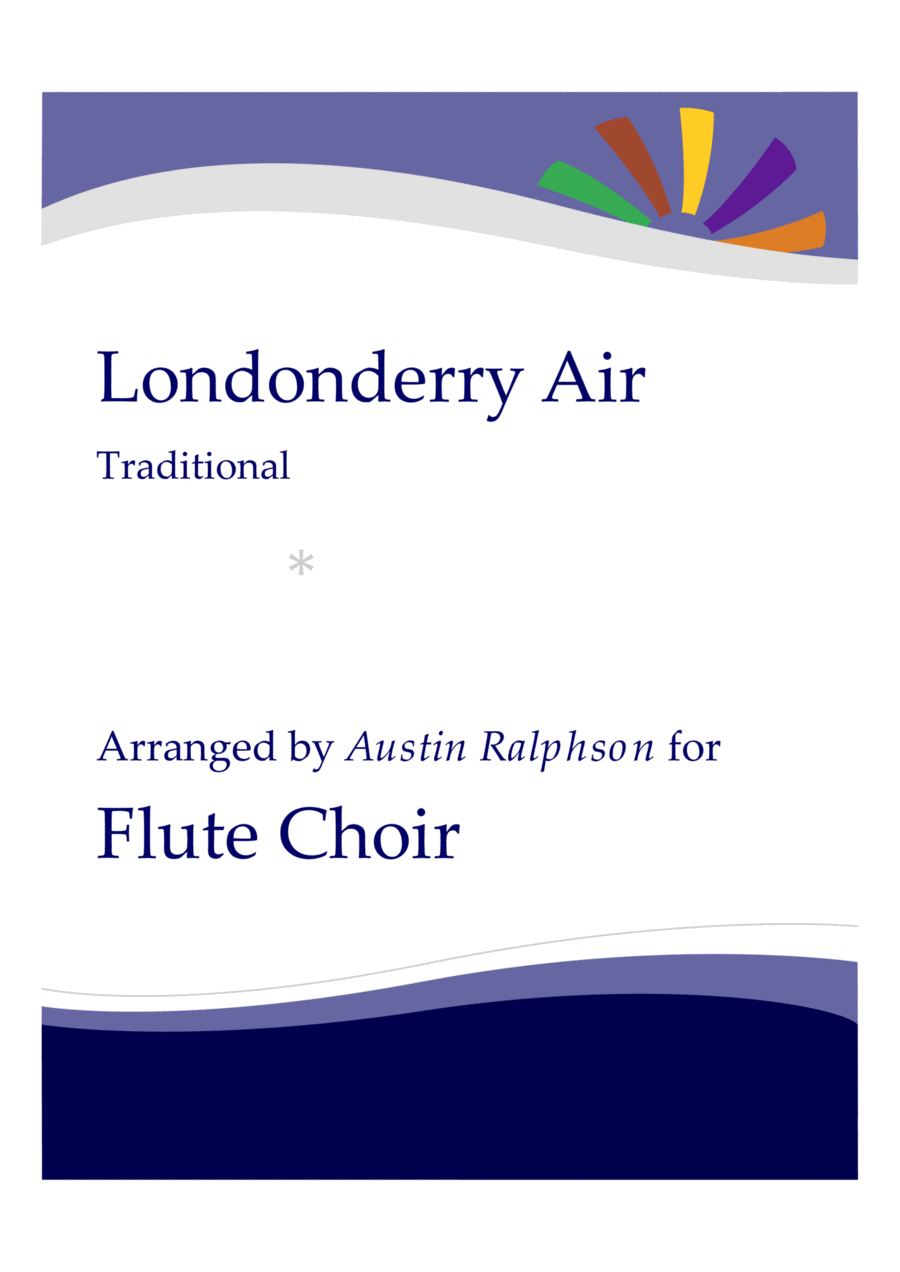 Londonderry Air (Danny Boy) - flute choir