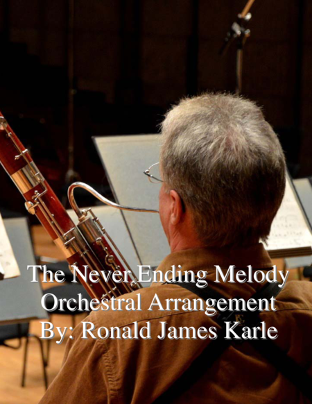 Never ending Melody Orchestral Arrangement