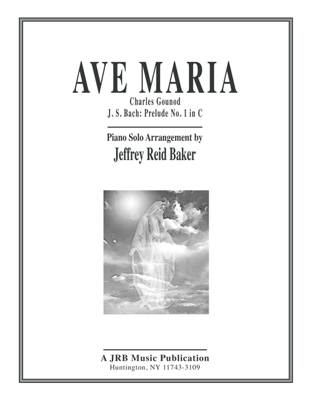 Ave Maria (Prelude in C Major)