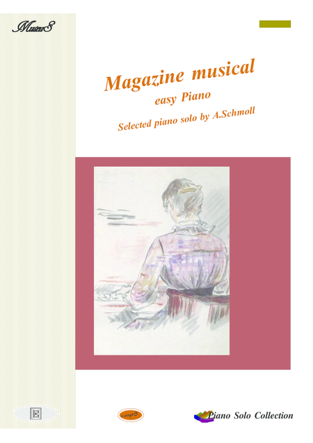 Magazine Musical Selected piano works by Anton Schmoll
